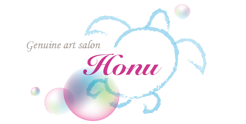 Genuine art salon〜Honu